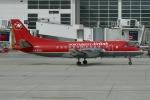 JRF spotterさんが、デトロイト・メトロポリタン・ウェイン・カウンティ空港で撮影したメサバ航空 340Bの航空フォト(写真)