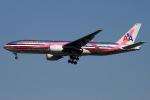 JRF spotterさんが、ロサンゼルス国際空港で撮影したアメリカン航空 777-223/ERの航空フォト(写真)