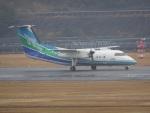 ガペ兄さんが、長崎空港で撮影したオリエンタルエアブリッジ DHC-8-201Q Dash 8の航空フォト(写真)
