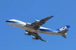 takaRJNSさんが、成田国際空港で撮影した日本貨物航空 747-4KZF/SCDの航空フォト(写真)