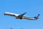 takaRJNSさんが、成田国際空港で撮影した全日空 777-381/ERの航空フォト(写真)