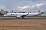 md11jbirdさんが、伊丹空港で撮影したジェイ・エア ERJ-190-100(ERJ-190STD)の航空フォト(写真)