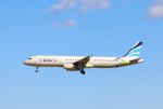 takaRJNSさんが、成田国際空港で撮影したエアプサン A321-131の航空フォト(写真)