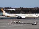 51ANさんが、成田国際空港で撮影したエティハド航空 787-9の航空フォト(写真)