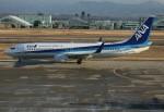 コギモニさんが、小松空港で撮影した全日空 737-881の航空フォト(写真)