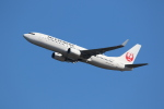 nishisanさんが、羽田空港で撮影した日本航空 737-846の航空フォト(写真)