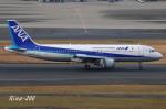 RINA-200さんが、羽田空港で撮影した全日空 A320-211の航空フォト(写真)
