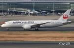 RINA-200さんが、羽田空港で撮影した日本航空 787-846の航空フォト(写真)