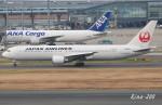 RINA-200さんが、羽田空港で撮影した日本航空 767-346/ERの航空フォト(写真)