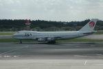 ATCITMさんが、成田国際空港で撮影した日本アジア航空 747-246Bの航空フォト(写真)