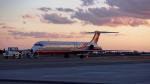 連写人さんが、高知空港で撮影した遠東航空 MD-82 (DC-9-82)の航空フォト(写真)