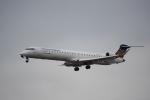 JA8037さんが、フランクフルト国際空港で撮影したルフトハンザ・シティライン CL-600-2D24 Regional Jet CRJ-900LRの航空フォト(写真)
