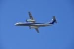 ガミコさんが、松山空港で撮影したANAウイングス DHC-8-402Q Dash 8の航空フォト(写真)