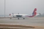TAOTAOさんが、昆明長水国際空港で撮影したネパール航空 MA60の航空フォト(写真)