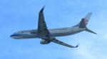 誘喜さんが、関西国際空港で撮影したチャイナエアライン 737-809の航空フォト(写真)