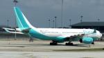 誘喜さんが、クアラルンプール国際空港で撮影したフライナス A330-243の航空フォト(写真)