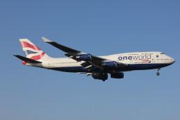 taka777さんが、ロンドン・ヒースロー空港で撮影したブリティッシュ・エアウェイズ 747-436の航空フォト(写真)