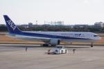 神宮寺ももさんが、高知空港で撮影した全日空 767-381/ERの航空フォト(写真)