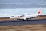 おっしーさんが、羽田空港で撮影したジェイ・エア ERJ-170-100 (ERJ-170STD)の航空フォト(写真)