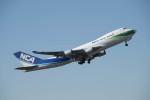 はやたいさんが、成田国際空港で撮影した日本貨物航空 747-4KZF/SCDの航空フォト(写真)
