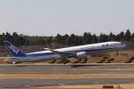 とらとらさんが、成田国際空港で撮影した全日空 777-381/ERの航空フォト(写真)