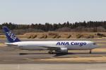 とらとらさんが、成田国際空港で撮影した全日空 767-381/ER(BCF)の航空フォト(写真)