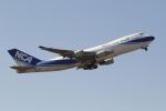 とらとらさんが、成田国際空港で撮影した日本貨物航空 747-4KZF/SCDの航空フォト(写真)