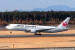 tabi0329さんが、熊本空港で撮影した日本航空 767-346/ERの航空フォト(写真)