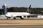 maverickさんが、成田国際空港で撮影した全日空 767-381/ERの航空フォト(写真)