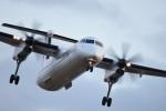 Kenny600mmさんが、伊丹空港で撮影した日本エアコミューター DHC-8-402Q Dash 8の航空フォト(写真)