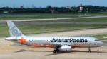 westtowerさんが、タンソンニャット国際空港で撮影したジェットスター・パシフィック A320-232の航空フォト(写真)