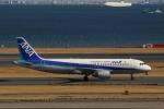 ユーキさんが、羽田空港で撮影した全日空 A320-211の航空フォト(写真)