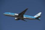 はやたいさんが、成田国際空港で撮影したKLMオランダ航空 777-206/ERの航空フォト(写真)