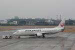 ユーキさんが、松山空港で撮影した日本航空 737-846の航空フォト(写真)