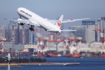 hnd22さんが、羽田空港で撮影した日本航空 777-346/ERの航空フォト(写真)