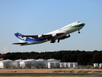 Na-kiさんが、成田国際空港で撮影した日本貨物航空 747-4KZF/SCDの航空フォト(写真)