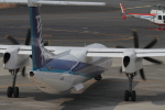 エフサー7dさんが、熊本空港で撮影したANAウイングス DHC-8-402Q Dash 8の航空フォト(写真)