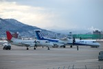 KAMIYA JASDFさんが、函館空港で撮影したANAウイングス DHC-8-402Q Dash 8の航空フォト(写真)