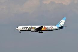 sonnyさんが、羽田空港で撮影したAIR DO 767-381の航空フォト(写真)