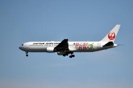 sonnyさんが、羽田空港で撮影した日本航空 767-346/ERの航空フォト(写真)