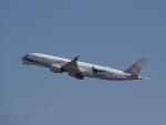渚のカセットさんが、関西国際空港で撮影したチャイナエアライン A350-941XWBの航空フォト(写真)