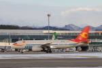 カワPさんが、函館空港で撮影した天津航空 A320-232の航空フォト(写真)