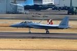 reonさんが、名古屋飛行場で撮影した航空自衛隊 F-15DJ Eagleの航空フォト(写真)