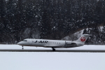 express999さんが、秋田空港で撮影したジェイ・エア CL-600-2B19 Regional Jet CRJ-200ERの航空フォト(写真)