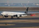 express999さんが、羽田空港で撮影した全日空 777-381/ERの航空フォト(写真)