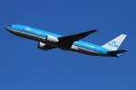 twining07さんが、成田国際空港で撮影したKLMオランダ航空 777-206/ERの航空フォト(写真)