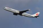 twining07さんが、成田国際空港で撮影した中国国際航空 A330-343Xの航空フォト(写真)