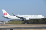 B747‐400さんが、成田国際空港で撮影した日本航空 767-346/ERの航空フォト(写真)