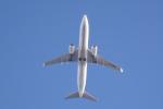 sukiさんが、羽田空港で撮影したスカイマーク 737-8FZの航空フォト(写真)