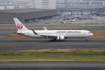 turenoアカクロさんが、羽田空港で撮影した日本航空 767-346/ERの航空フォト(写真)
